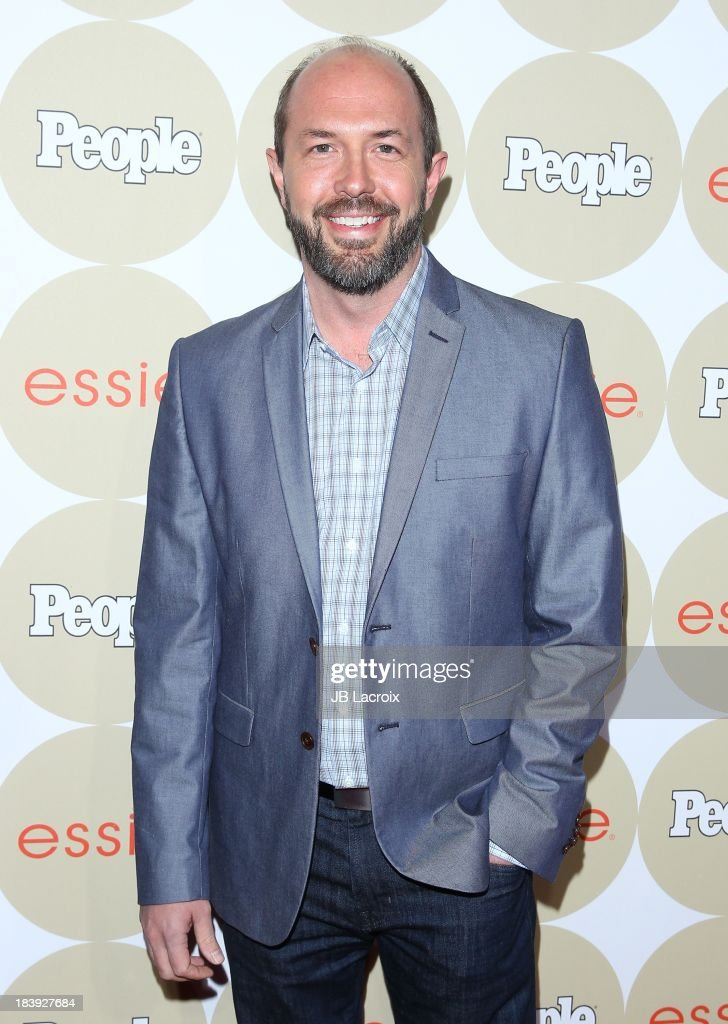 Eric Lange attends the People's One To Watch Event held at Hinoki & The Bird on October 9, 2013 in Los Angeles, California.