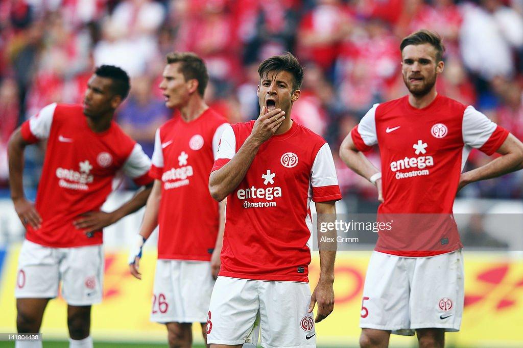 FSV Mainz 05 v Hertha BSC Berlin  - Bundesliga