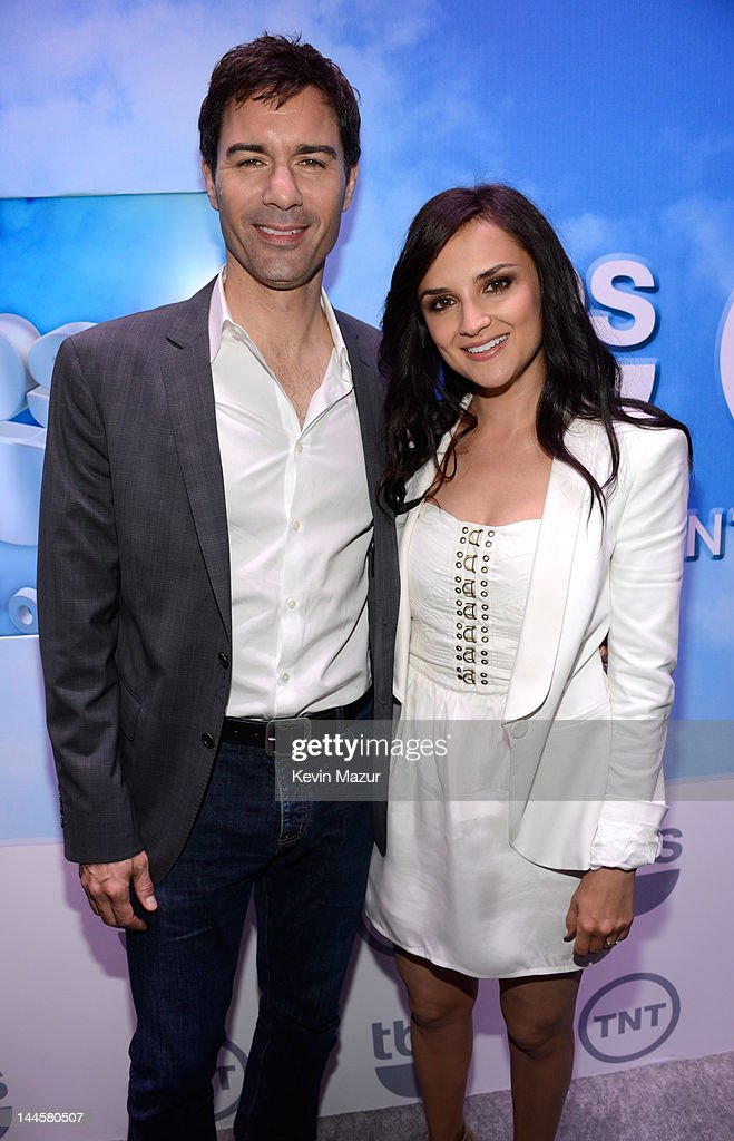 <a gi-track='captionPersonalityLinkClicked' href=/galleries/search?phrase=Eric+McCormack&family=editorial&specificpeople=202857 ng-click='$event.stopPropagation()'>Eric McCormack</a> and Rachel Leigh Cook attend the TNT/ TBS Upfront 2012 at Hammerstein Ballroom on May 16, 2012 in New York City. 22362_001_0679.JPG