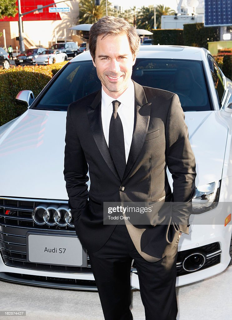 Eric McCormack attends Audi at 21st Annual Elton John AIDS Foundation Academy Awards Viewing Party at West Hollywood Park on February 24, 2013 in West Hollywood, California.