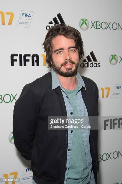 Eric Metzger attends the Fifa 17 Xperience Party at Le Cercle Cadet on September 26 2016 in Paris France