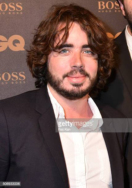 Eric Metzger Du Petit Journal Canal Plus attends the 'GQ Men Of The Year Awards 2015' as part of Paris Fashion Week on January 25 2016 in Paris...