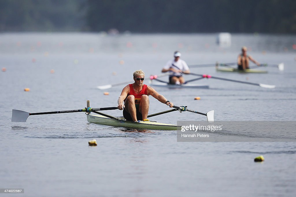 2014 New Zealand Rowing Championships