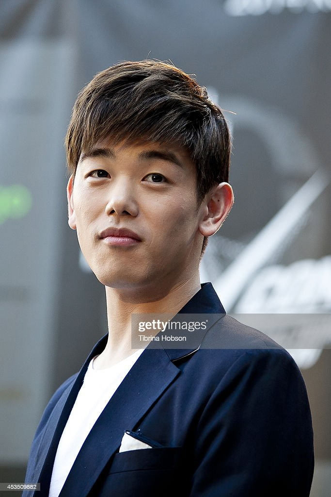 Eric Nam attends KCON 2014 at the Los Angeles Memorial Sports Arena on August 10, 2014 in Los Angeles, California.