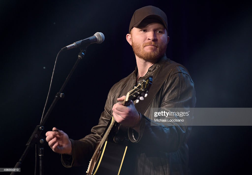 Eric Paslay performs at the 52nd annual ASCAP Country Music awards at Music City Center on November 3 2014 in Nashville Tennessee