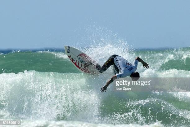 Eric REBIERE Rip Curl Pro Surf Hossegor 2005