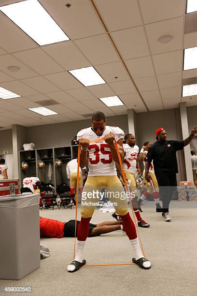 Eric Reid Stock Photos And Pictures Getty Images