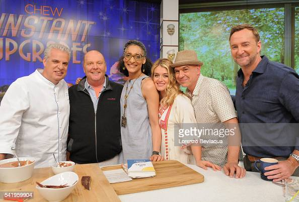 THE CHEW 6/21/16 Eric Ripert appears on the delicious daytime talk show THE CHEW airing MONDAY FRIDAY on the ABC Television Network KELLY