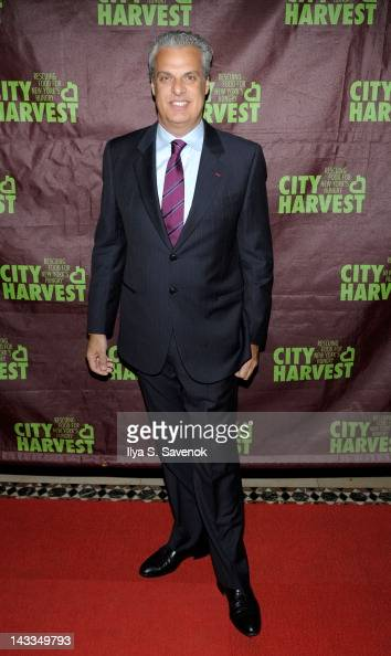 Eric Ripert attends 18th annual An Evening of Practical Magic at Cipriani 42nd Street on April 24 2012 in New York City
