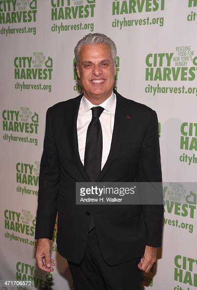 Eric Ripert attends City Harvest's 21st Annual Gala An Evening Of Practical Magic at Cipriani 42nd Street on April 30 2015 in New York City