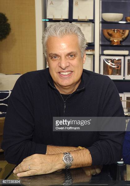 Eric Ripert attends Hey New York Meet Anthony Bourdain Eric Ripert book signing event for his book '32 Yolks From My Mother's Table To Working The...