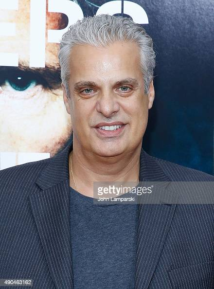 Eric Ripert attends 'Roger Waters The Wall' New York Premiere at Ziegfeld Theater on September 28 2015 in New York City