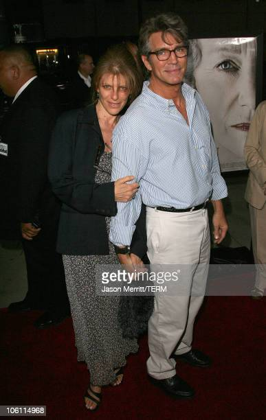 Eric Roberts and guest during 'The Queen' Los Angeles Premiere Arrivals at Academy of Motion Picture Arts and Sciences in Beverly Hills California...