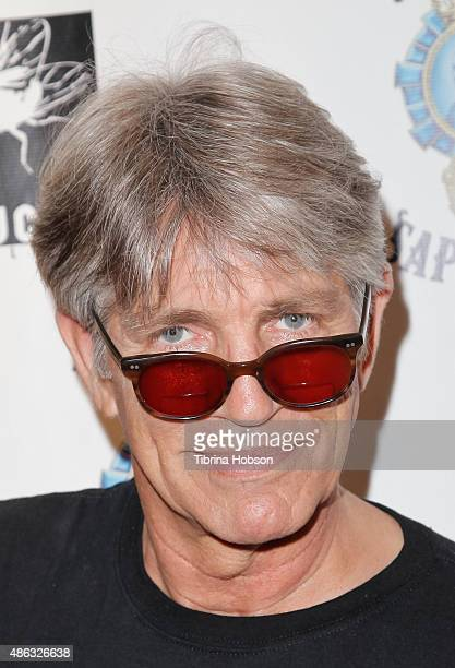 Eric Roberts attends the VIP opening reception for 'DisEase' an evening of fine art with Billy Morrison at Mouche Gallery on September 2 2015 in...