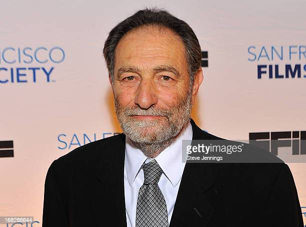 Eric Roth attends the 56th San Francisco Film Festival honoring Harrison Ford with the Peter J Owens Award at Bimbo's 365 Club on May 7 2013 in San...