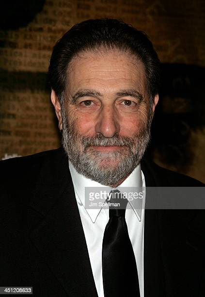 Eric Roth during The Good Shepherd New York Premiere Outside Arrivals at Ziegfeld Theater in New York City New York United States
