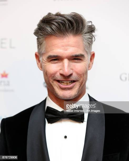 Eric Rutherford attending the Global Gift Gala held at The Corinthia Hotel in London PRESS ASSOCIATION Photo Picture date Saturday November 18 2017...