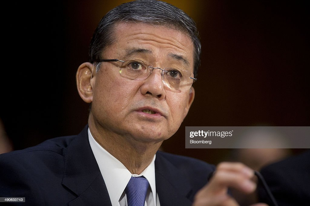 Veterans Affairs Secretary Eric Shinseki Testifies Before Senate  Committee