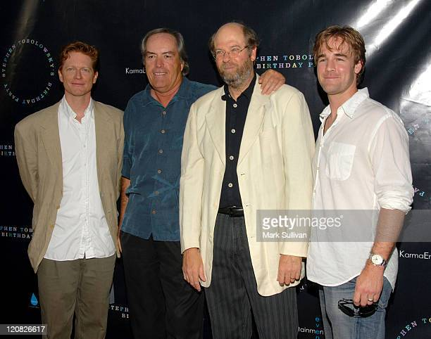 Eric Stoltz Powers Booth Stephen Tobolowsky and James Van Der Beek