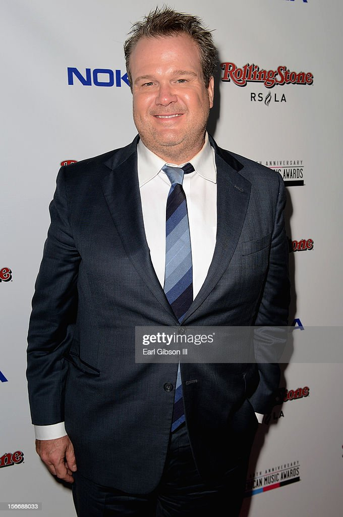 <a gi-track='captionPersonalityLinkClicked' href=/galleries/search?phrase=Eric+Stonestreet&family=editorial&specificpeople=6129010 ng-click='$event.stopPropagation()'>Eric Stonestreet</a> arrives at Rolling Stone Magazine Official 2012 American Music Awards VIP After Party presented by Nokia and Rdio at Rolling Stone Restaurant And Lounge on November 18, 2012 in Los Angeles, California.