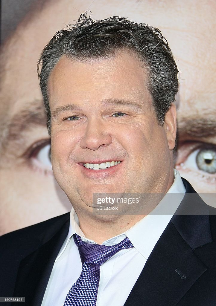 Eric Stonestreet attends the 'Identity Thief' Premiere held at Mann Village Theatre on February 4, 2013 in Westwood, California.