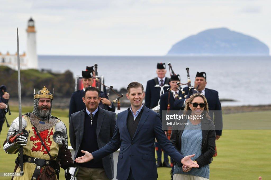 The Trumps in Scotland
