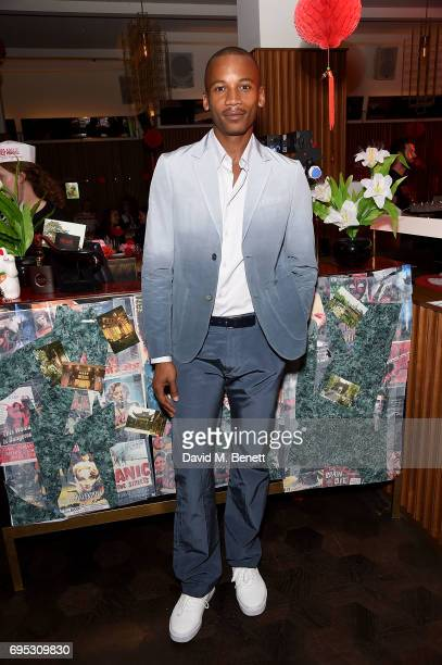 Eric Underwood attends Choreomania by the Theo Adams Company at Hoi Polloi Ace hotel on June 12 2017 in London England
