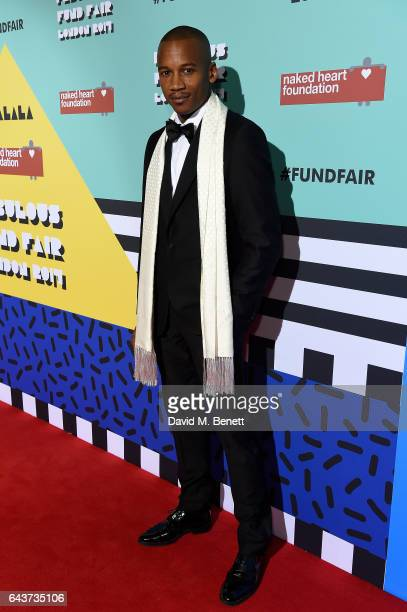 Eric Underwood attends LondonÕs Fabulous Fund Fair hosted by Natalia Vodianova and Karlie Kloss in support of The Naked Heart Foundation on February...