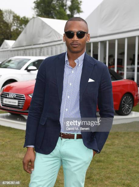Eric Underwood attends the Audi Polo Challenge at Coworth Park on May 6 2017 in Ascot United Kingdom