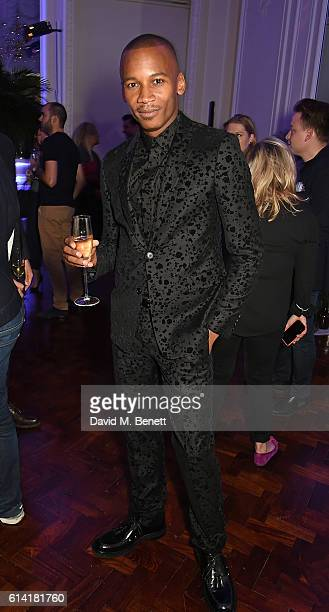 Eric Underwood attends the launch of the Esquire Townhouse with Dior on October 12 2016 in London England