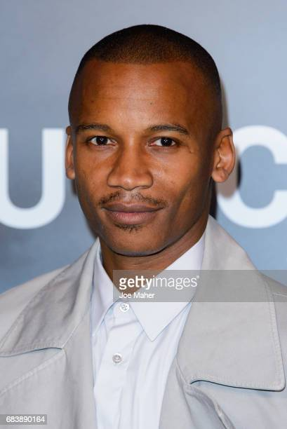 Eric Underwood attends the London Screening of 'Can't Stop Won't Stop A Bad Boy Story' at The Curzon Mayfair on May 16 2017 in London England