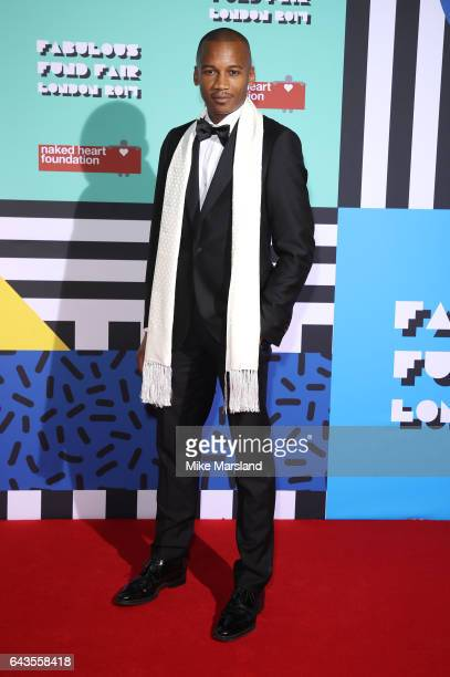 Eric Underwood attends The Naked Heart Foundation's London's Fabulous Fund Fair on February 21 2017 in London United Kingdom