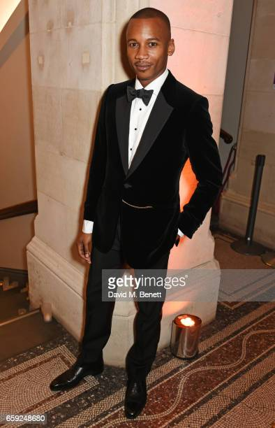 Eric Underwood attends the Portrait Gala 2017 sponsored by William Son at the National Portrait Gallery on March 28 2017 in London England
