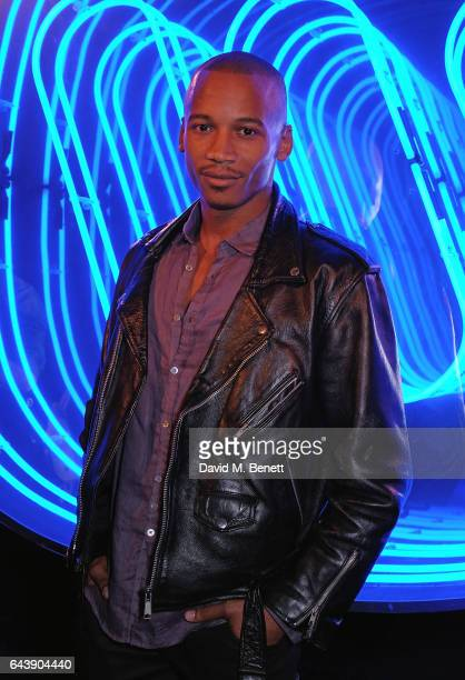 Eric Underwood attends The Warner Music Ciroc Brit Awards After Party on February 22 2017 in London England
