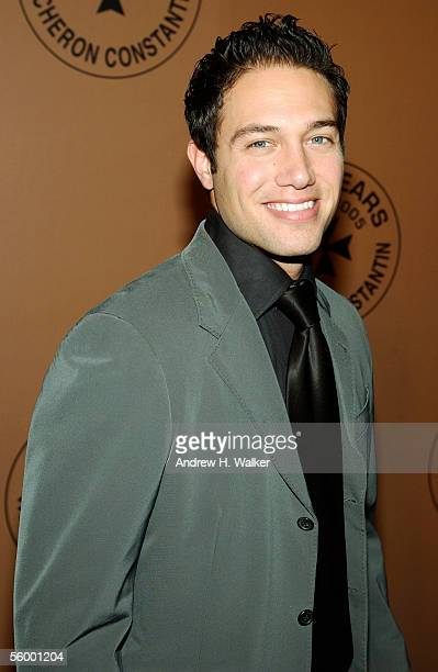 Eric Villency attends the 250th Anniversary Celebration of luxury watch brand Vacheron Constantin hosted by Melania Trump on October 24 2005 in New...