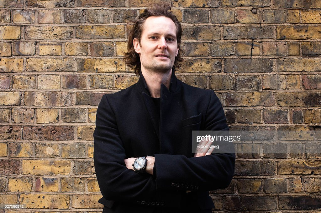 Eric Wahlforss, co-founder and chief technology officer of SoundCloud Ltd., poses for a photograph in London, U.K., on Tuesday, May 3, 2016. SoundCloud, the music streaming company that rose to prominence by allowing users to upload their own songs and mixes, will begin offering its paid-for SoundCloud Go subscription service in the U.K. and Ireland Tuesday, while introducing ads for its free streaming customers. Photographer: Simon Dawson/Bloomberg via Getty Images