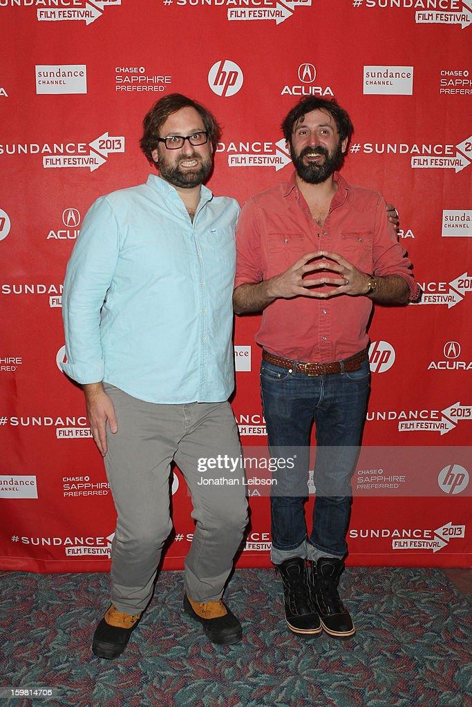"""""""Wrong Cops"""" Premiere - 2013 Sundance Film Festival"""