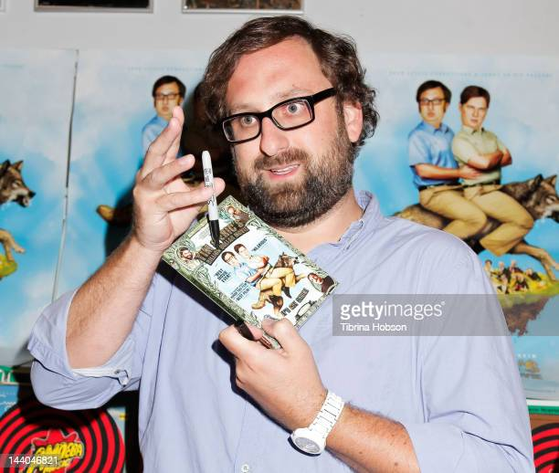 Eric Wareheim attends 'Tim and Eric's Billion Dollar Movie' bluray disc and DVD release party at Amoeba Music on May 8 2012 in Hollywood California