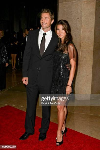 Eric Winter and Roselyn Sanchez attend Operation Smile's 8th Annual Smile Gala at The Beverly Hilton Hotel on October 2 2009 in Beverly Hills CA