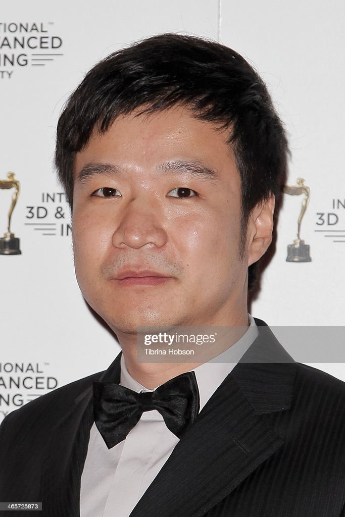 Eric Xu attends the annual International 3D and Advanced Imaging Society's Creative Arts Awards at Warner Bros. Studios on January 28, 2014 in Burbank, California.