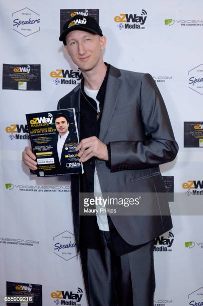 Eric Zuley arrives at the 1st Annual Influencers Unite Gala and Eric Zuley birthday celebration on March 18 2017 in Dana Point California