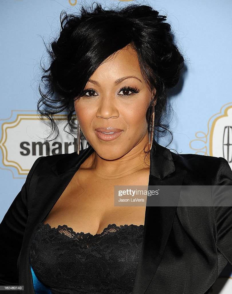 Erica Atkins-Campbell of the gospel duo Mary Mary attends the 6th annual ESSENCE Black Women In Hollywood awards luncheon at Beverly Hills Hotel on February 21, 2013 in Beverly Hills, California.