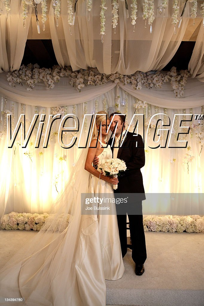Dr Phil's Son Jay McGraw and Erica Dahm Wedding Photos
