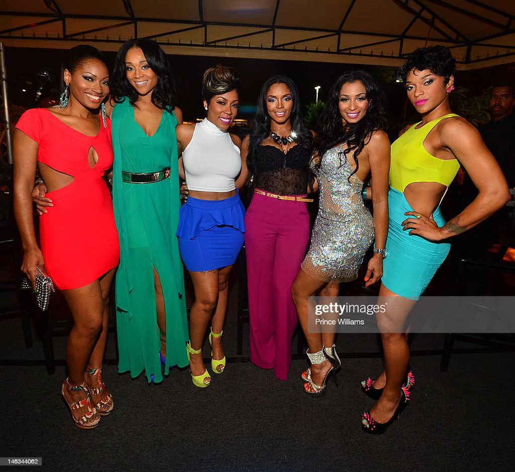 "VH1 ""Love And Hip Hop Atlanta"" Premiere Party 
