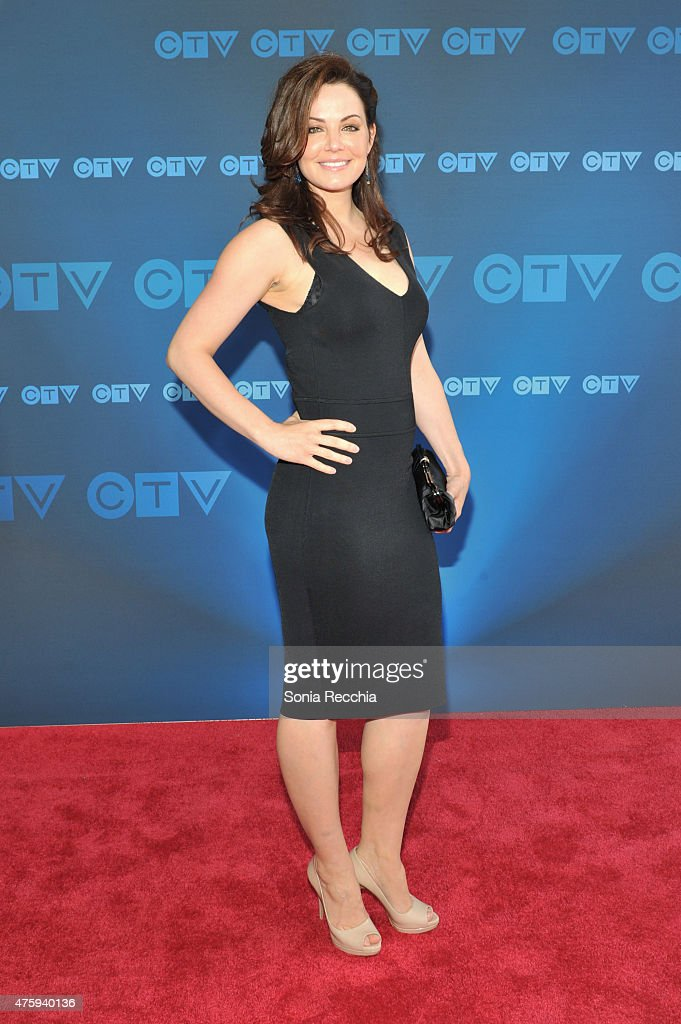 <a gi-track='captionPersonalityLinkClicked' href=/galleries/search?phrase=Erica+Durance&family=editorial&specificpeople=534466 ng-click='$event.stopPropagation()'>Erica Durance</a> attends CTV Upfront 2015 Presentation at Sony Centre For Performing Arts on June 4, 2015 in Toronto, Canada.