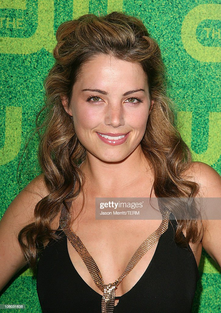 <a gi-track='captionPersonalityLinkClicked' href=/galleries/search?phrase=Erica+Durance&family=editorial&specificpeople=534466 ng-click='$event.stopPropagation()'>Erica Durance</a> during The CW's Summer 2006 TCA Party - Arrivals at Ritz Carlton in Pasadena, California, United States.
