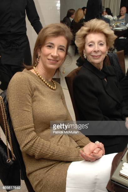 Erica Kasel and Sheila Tepper attend Chanel Fine Jewelry Beverly Hills Dinner at Chanel Boutique on November 11 2009