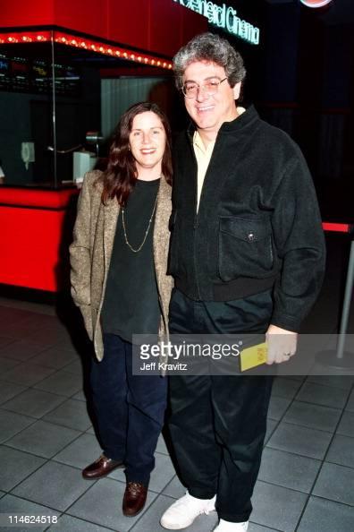 Erica Mann and Harold Ramis...