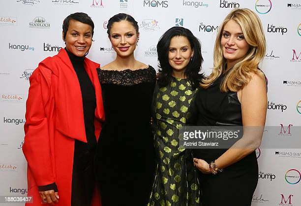 Erica Reid Georgina Chapman Hilaria Baldwin and Daphne Oz attend Star Showers An Evening Celebrating the Expansion of Healthcare Services to Women...