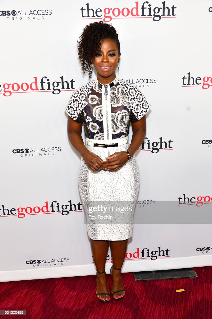 """""""The Good Fight"""" World Premiere"""
